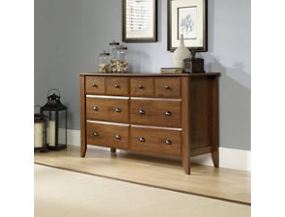 Shoal Creek Oak Dresser, , large