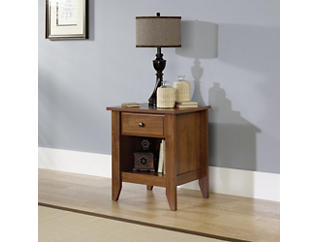 Shoal Creek Oak Nightstand, , large
