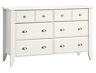 Shoal Creek White Dresser, , large
