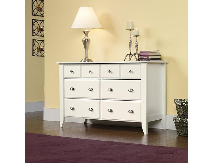Shoal Creek White Dresser, , large