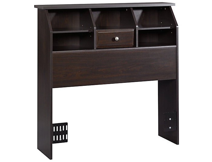 Twin Bookcase Headboard, , large
