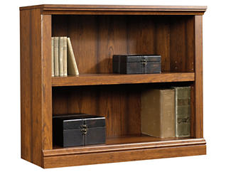 Washington Two Shelf Bookcase, , large