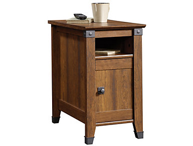 Carson End Table, Cherry, , large