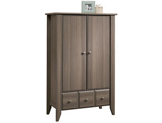 Shoal Creek Ash Armoire, , large