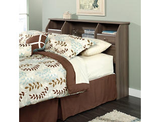Shoal Creek Ash Queen Headboard, , large