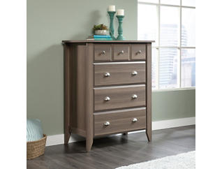 Shoal Creek Ash 4 Drawer Chest, , large