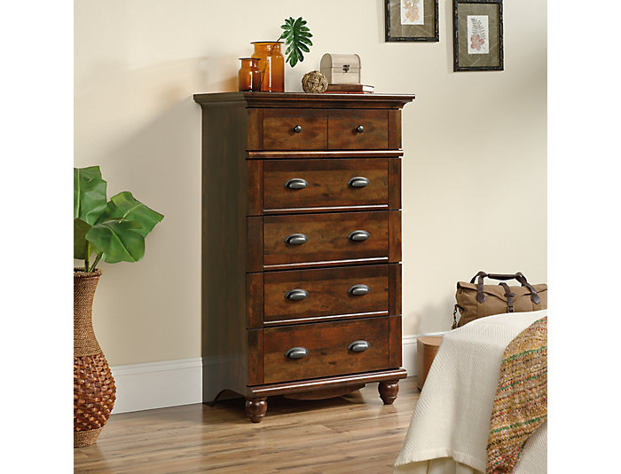 Harbor View Cherry Chest, , large