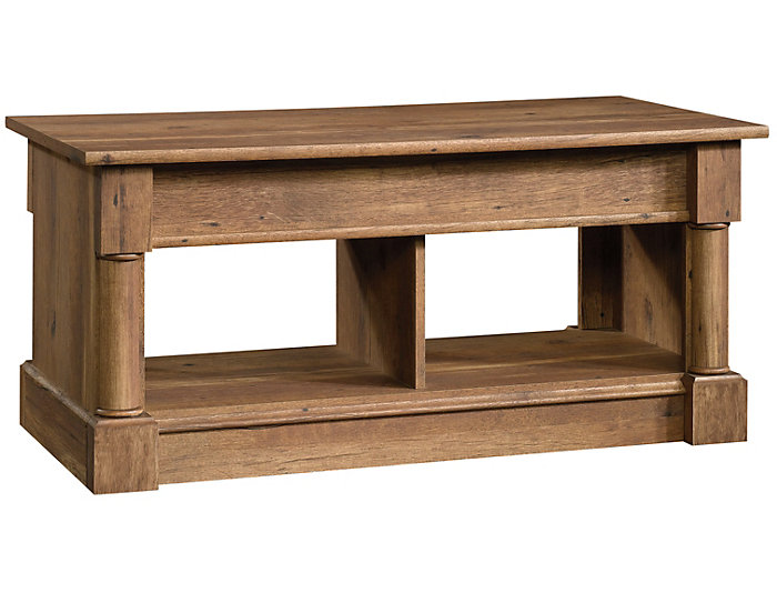 Palladia Lift-Top Coffee Table, Taupe, , large