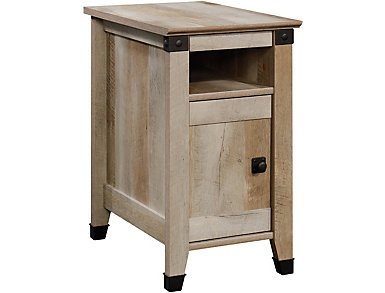 Carson Forge End Table, , large