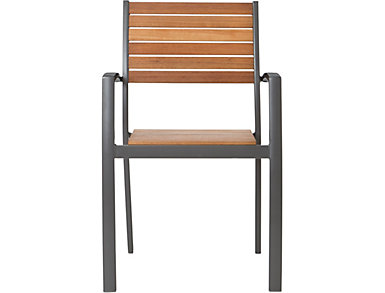 Miles Brown Dining Chair, , large