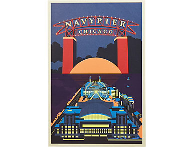Navy Pier - Chicago Poster, , large