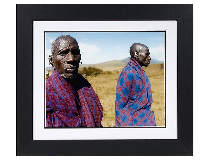 Nigel B-Massai Elders-Tanzania, , large