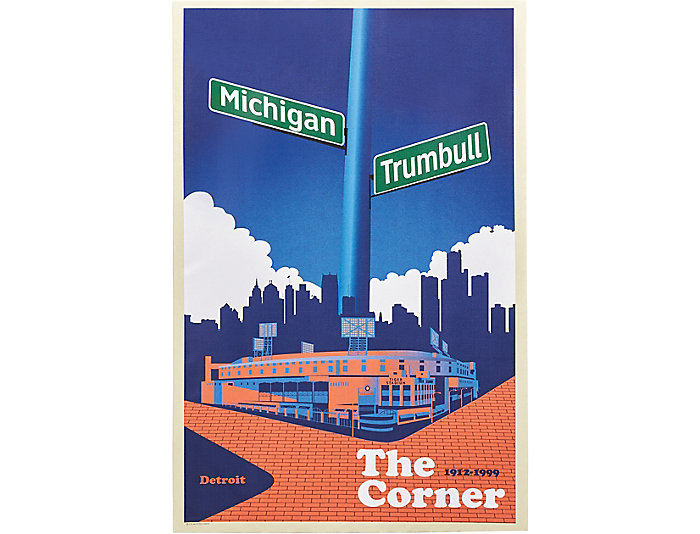 The Corner-Michigan & Trumbull, , large