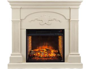 Sicilan Ivory Fireplace, , large