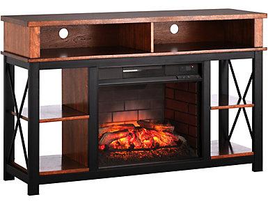 Edwards Indstrial Fireplace, , large