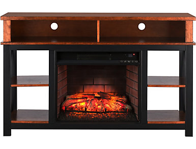 Edwards Industrial Fireplace, , large