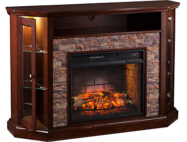 Radden Coffee Corner Fireplace, , large