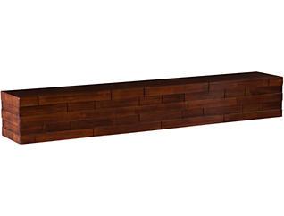 Abilene Floating Mantel Shelf, , large