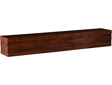 Abilene Floating Mantel Shelf, , large