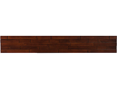 Abilene Maple Floating Mantel Shelf, , large