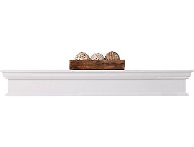 Adair Floating Mantel Shelf, , large