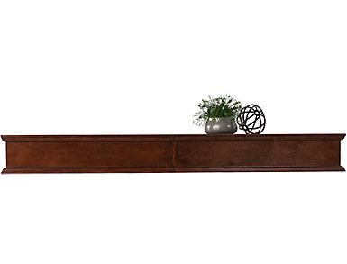 Abshire Floating Mantel Shelf, , large