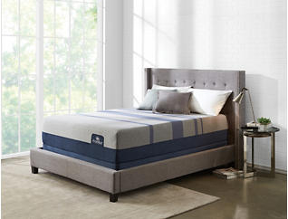 Serta iComfort Blue Max 3000 Elite Plush Mattress & Foundations, , large