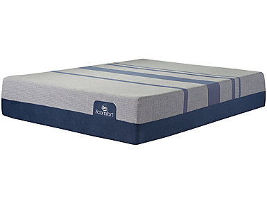 Serta iComfort Blue Max 5000 Luxury Firm Queen Mattress, , large