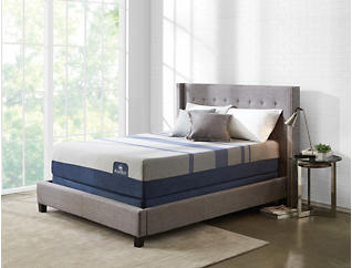 Serta iComfort Blue Max 5000 Luxury Firm Mattress & Foundations, , large