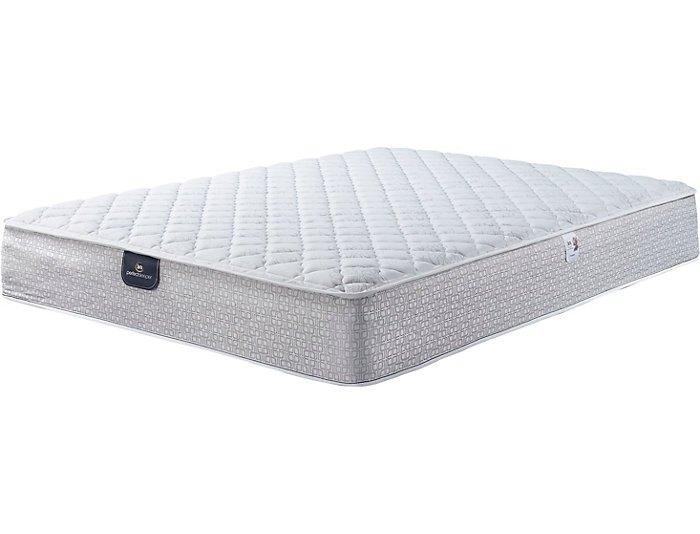 Serta Chreston Queen Mattress Large