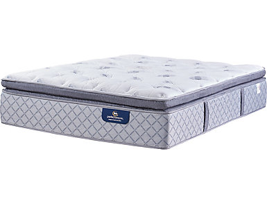 Serta Hamersly Super PillowTop Twin X-Long Mattress, , large