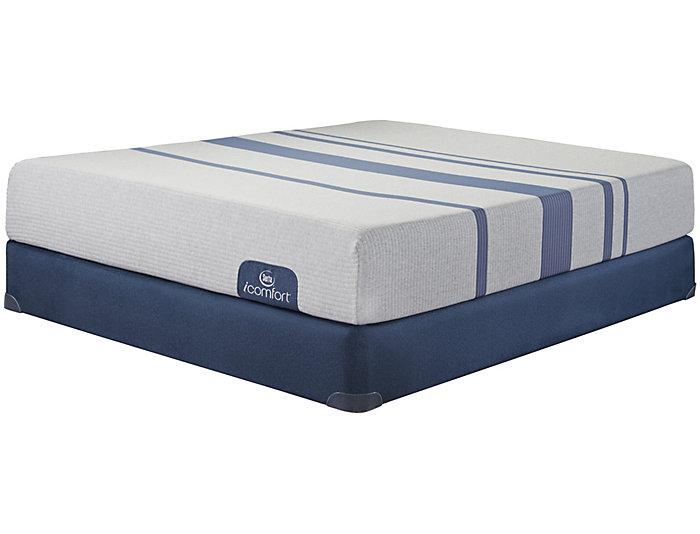 King Blue 100XT Mattress Set, , large