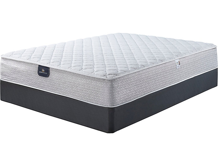 Serta Queen Mattress Set, , large