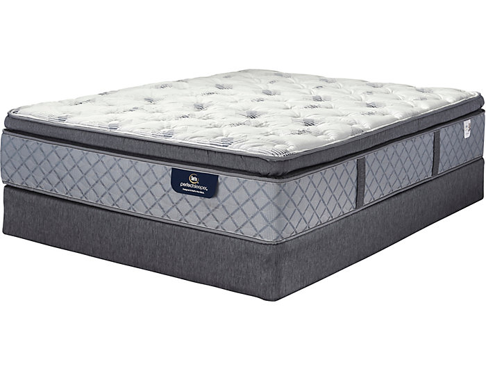 Serta Chadderton Queen Mattress Set, , large