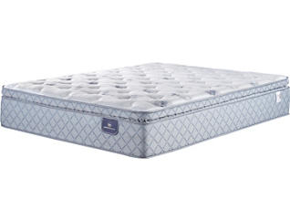 Serta Sheppard PillowTop Full Mattress, , large