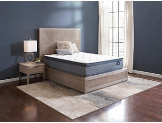 Serta Sleep True Statton Plush Pillow Top Mattress & Foundations, , large