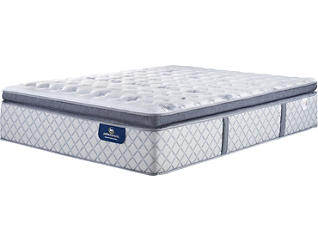 Serta Worley Super PillowTop Twin X-Long Mattress, , large