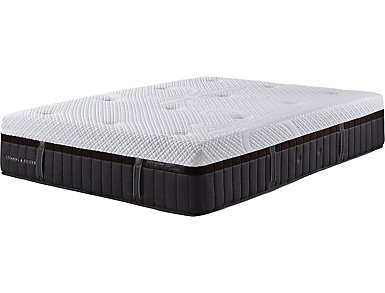 Stearns Foster Caldera Hybrid California Full Mattress, , large