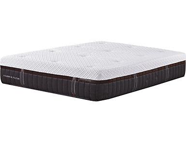 Stearns Foster Lakelet Hybrid King Mattress, , large