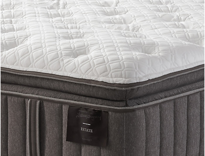 Scarborough Euro Pillowtop Mattress And Foundations Art Van Puresleep