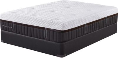 stearns u0026 foster brooklet hybrid king mattress set