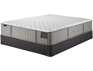 Stearns Foster Queen Scarborough 2 Ultra Firm Mattress Set, , large