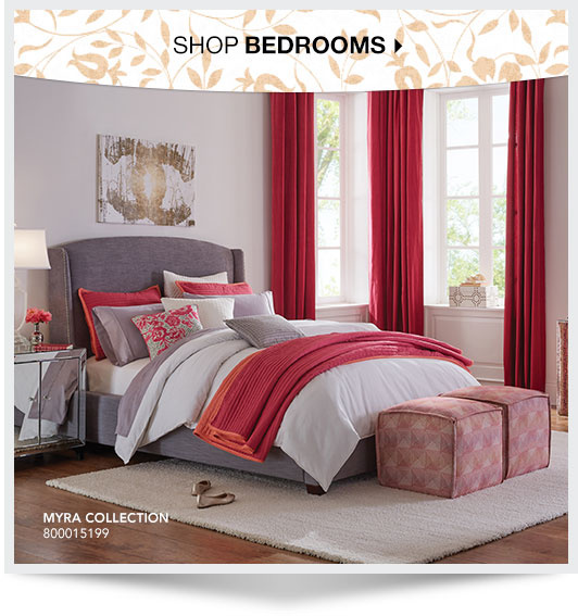 Shop Bedroom. Myra Collection. SKU: 800015199