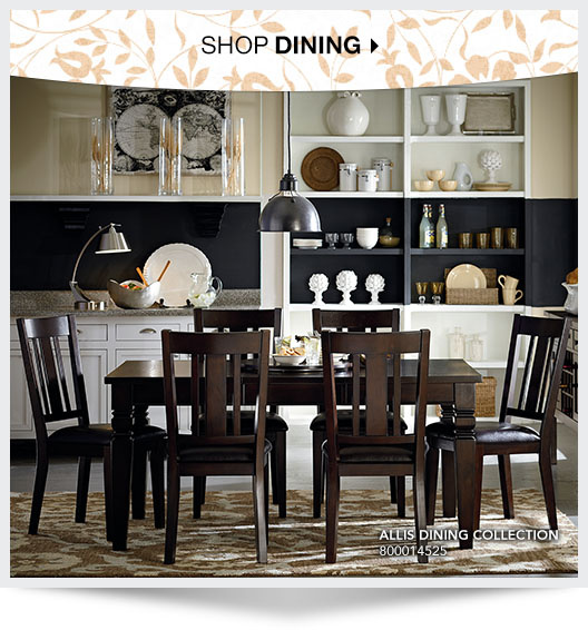 Shop Dining. Allis Dining Collection. SKU: 800014525