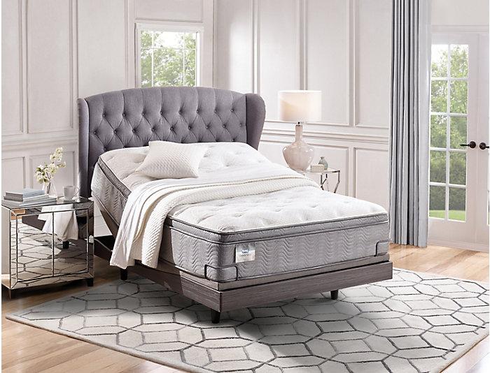 Queen Fullerton Luxury Firm Mattress, , large
