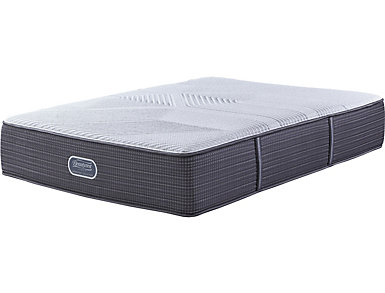 Beautyrest Hybrid Randall Full Extra Long Mattress, , large