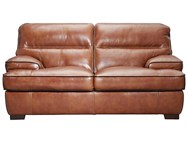 Cody Loveseat, Brown, , large