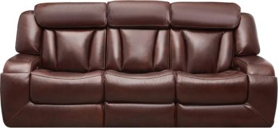 Max Dual Power Reclining Sofa & Leather Power Reclining Sofa - Art Van Furniture islam-shia.org