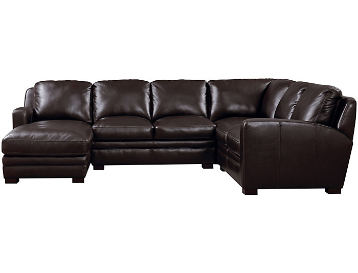 Theory 4 Piece Sectional Large