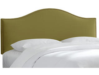 Nailed Sage Full Bed, , large